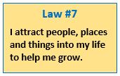 Universal Law #7