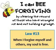 The Law of Forgiveness