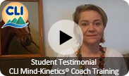 Student Testimonial - CLI Mind-Kinetics Coach Training