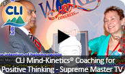 CLI Mind-Kinetics® Coaching for Positive Thinking